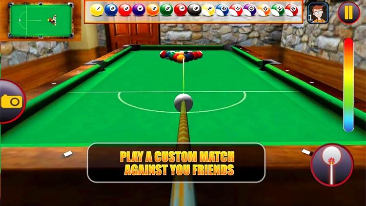 Billiard Pool Master Rivals : 8 Ball Snooker Game screenshot-3