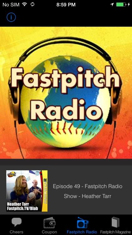 Fastpitch Softball Cheers screenshot-3