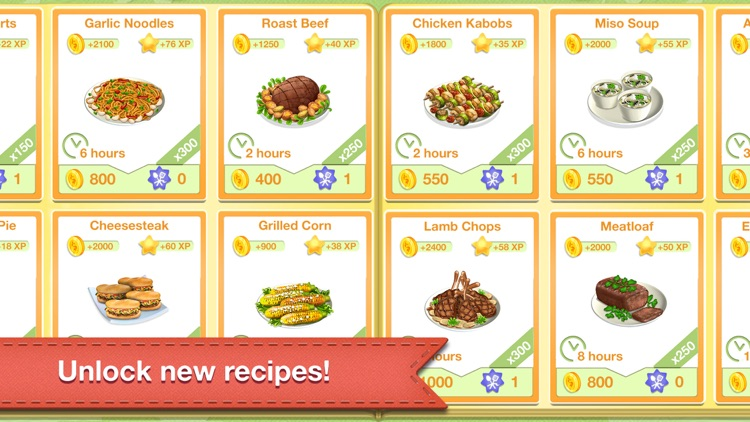 Restaurant Dreams: Chef City screenshot-4