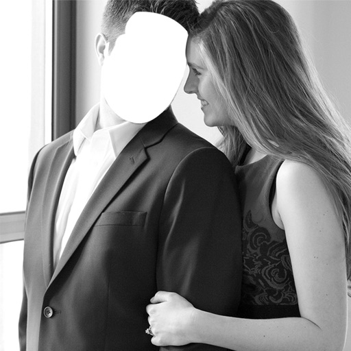 Couple Suit Photo Montage Deluxe iOS App
