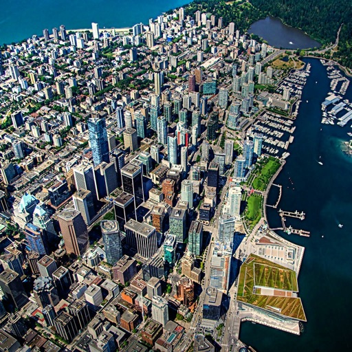 Vancouver Tour Guide: Best Offline Maps with Street View and Emergency Help Info icon