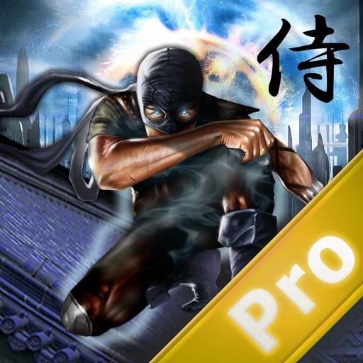 A Smoke Jump Ninja Pro - Steel Ninja Iron icon