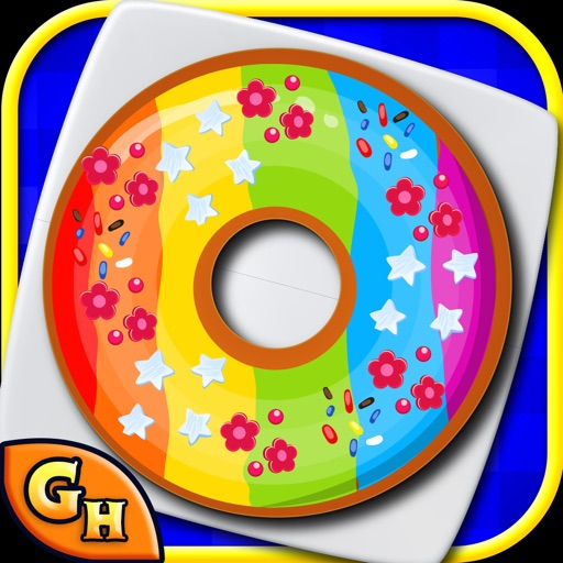 Donut Maker Salon - free Fun baby cotton candy cooking making & dessert sweet games for kids