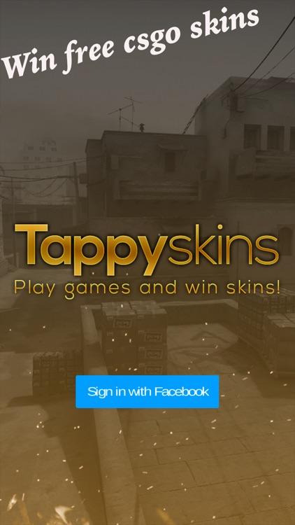 Tappyskins - Win FREE csgo skins by Jimmie Weber