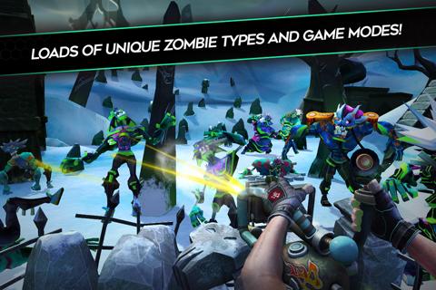 RIZE: Zombies screenshot 4