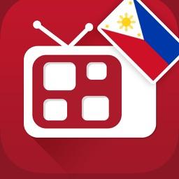 Libreng Philippine Telebisyon Gabay