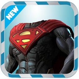 Super Hero Man Face Changer : latest And New Photo Montage With Own Photo Or Camera pro