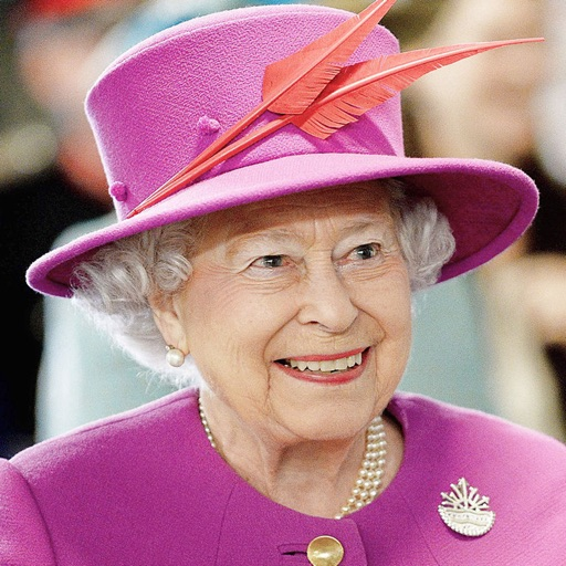 Biography and Quotes for Queen Elizabeth II: Life with Documentary and Speech Video icon