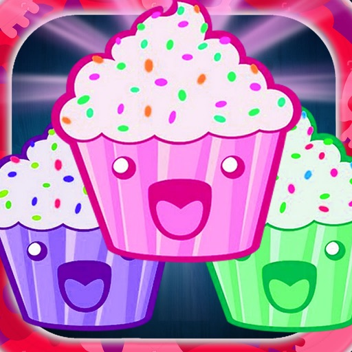 Cupcake Explosive Flavors - Play Of Colors And Flavors