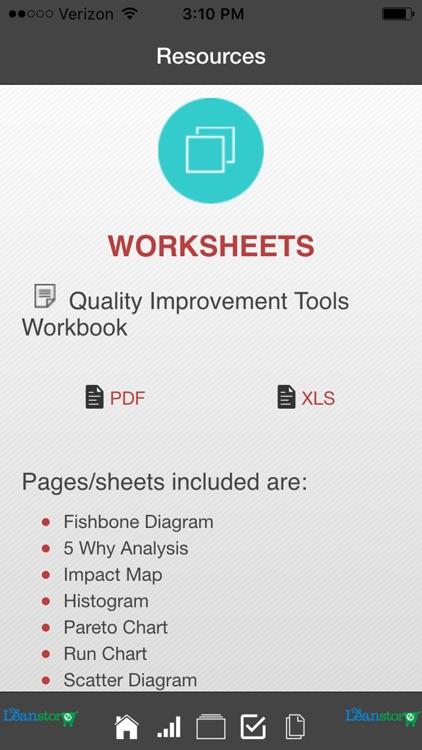 Manufacturing Quality Improvement Tools screenshot-4