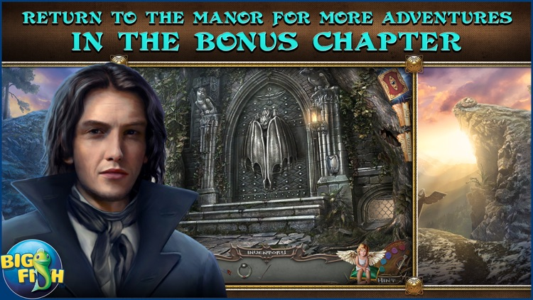 Haunted Manor: Painted Beauties - A Hidden Objects Mystery (Full) screenshot-3
