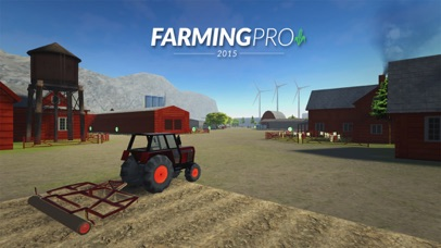 Screenshot for Farming PRO 2015 in Spain App Store