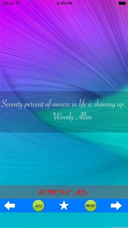 Inspirational, Motivational Quotes - 5000+ screenshot-4