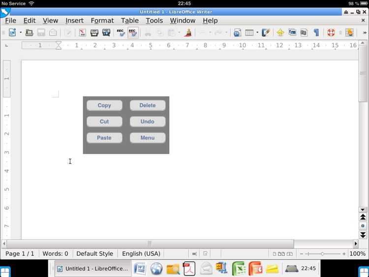 Power Office Lite - Office suite with desktop functionality screenshot-3