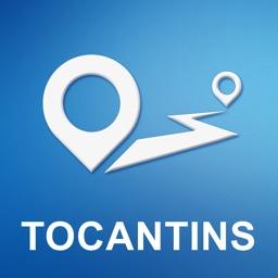 Tocantins, Brazil Offline GPS Navigation & Maps