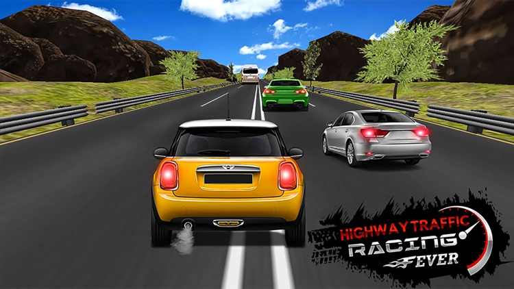 Highway Traffic Racing Fever screenshot-3