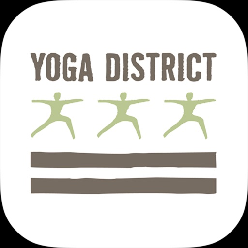 Yoga District icon
