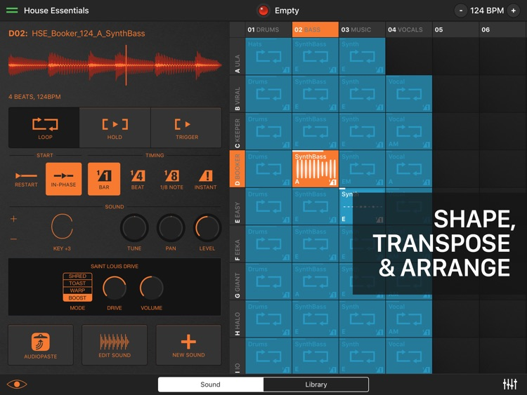 Hook - Live DJ and Mashup Workstation screenshot-2