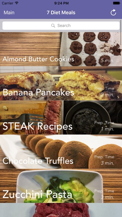 Low Carb Recipes Cookbook – Get Fit with Healthy Recipes by 7 Diet Meals