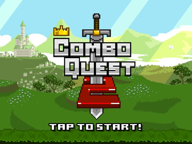 Combo Quest 2 Screenshot