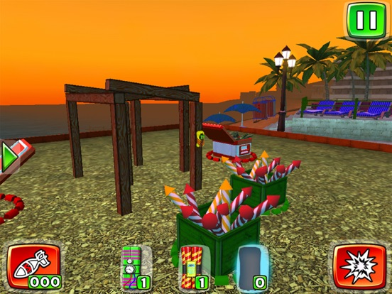 Demolition Master 3D: Holidays-ipad-2