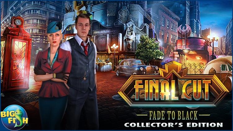 Final Cut: Fade To Black - A Mystery Hidden Object Game (Full) screenshot-4