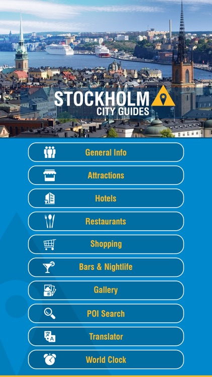 Stockholm City Guide screenshot-1