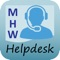 MHW Helpdesk System allows MHW staff to use ipad to access to Company's Helpdesk System
