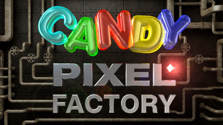 Candy Pixel Factory Color Mix screenshot-0