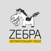 Зебра водитель