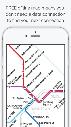 Los Angeles Metro on the App Store