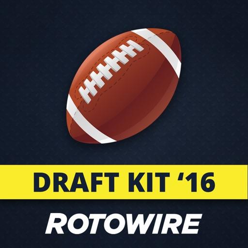 RotoWire Fantasy Football Draft Kit 2016 icon