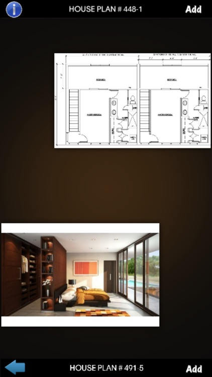 Modern House Plans Info screenshot-0