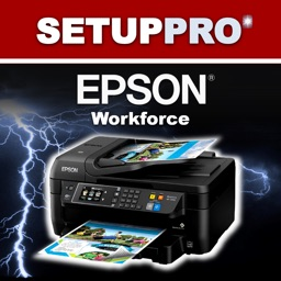 Setup Pro for Epson Workforce 2500, 2600, 3600, 4500, 4600 & 7600 Series