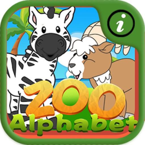 ABC Baby Zoo Alphabets - Toddler's Preschool Zoo Animals