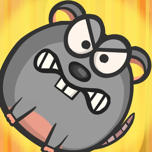 Rats Invasion - Physics Puzzle Game