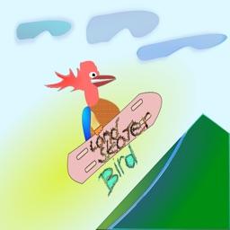 Land Skater Bird