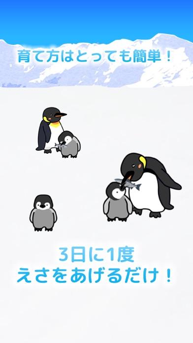 まったりペンギン育成ゲームのスクリーンショット2