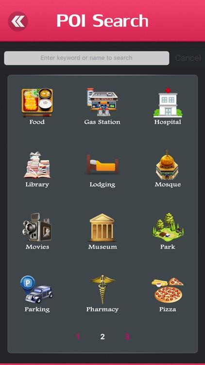Rhodes City Travel Guide screenshot-4
