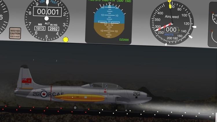 Cold War Flight Simulator screenshot-4