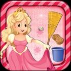 Cleanup Princess Room - Lavagem & jogo de decoração icon