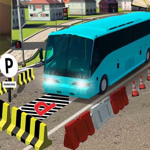 Bus Parking 3D : Real Simulation Drive Free
