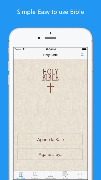 Swahili Bible Easy To Use Biblia Takatifu App For Daily Offline Bible Book Reading By Bighead Techies Ios United States Searchman App Data Information