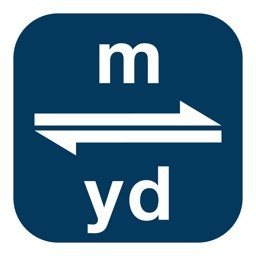 Meters To Yards | m to yd
