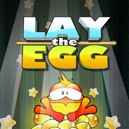 Lay The Eggs: Egg Drop