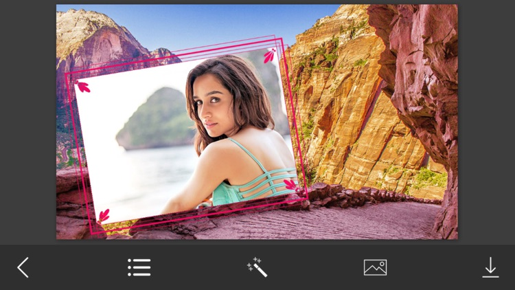 Scenery Photo Frames - Creative Frames for your photo screenshot-3