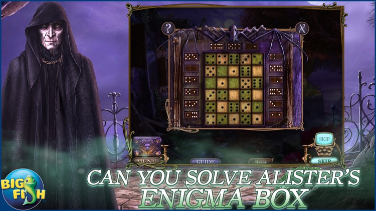Mystery Case Files: Key To Ravenhearst - A Mystery Hidden Object Game (Full) screenshot-2