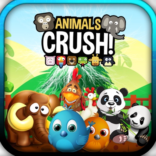 Animals Crush 2016 icon