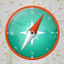 Compass GPS Navigator Geocaching
