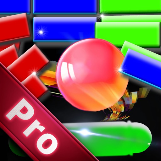 Ball Color Breakout Pro - Most Awesome Bricks Game Of World